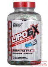 Nutrex Lipo-6 X 120 кап