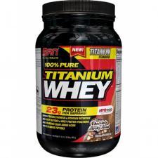 SAN 100% Pure Titanium Whey 897 гр