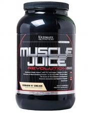 Ultimate Nutrition Muscle Juice Revolution 2600 2120 гр