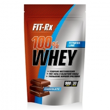 Fit-Rx  100% Whey 900 г