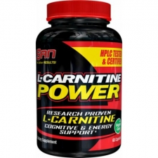SAN  L Carnitine Power 60 капс