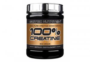 Scitec Nutrition Creatine 100% Pure 500 гр