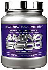 Scitec Nutrition Amino 5600 500 таб
