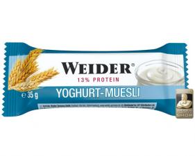 Weider Fitness Bar Plus Energy 35 гр