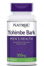 Natrol Yohimbe Bark 500 mg 90 кап