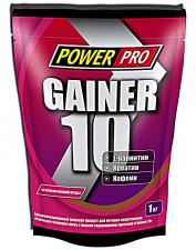 Power Pro Gainer 10 1000 гр