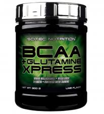 Scitec Nutrition BCAA + Glutamine Xpress 300 гр
