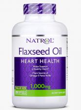 Natrol Flax Seed Oil 200 кап