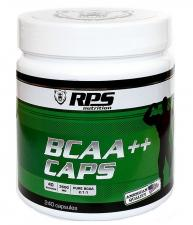 RPS Nutrition BCAA 2:1:1 Caps 240 кап