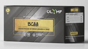 OLYMP POWER BCAA 90 кап