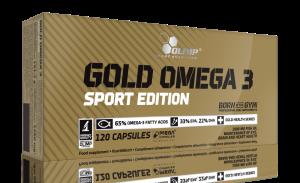 Olimp Nutrition Gold Omega 3 Sport Edition 120 кап