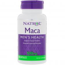 Natrol Maca (500 мг) 60 кап