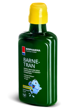 Biopharma Barne Tran Omega-3 (для детей) 250 мл