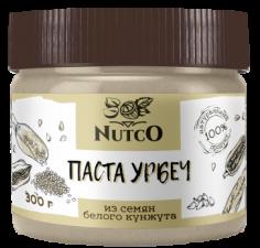 NUTCO Урбеч из семян белого кунжута 300 гр