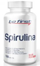 Be First Spirulina 500 мг 120 таб