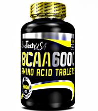 BioTech BCAA 6000 100 таб