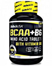 BioTech BCAA plus B6 100 таб