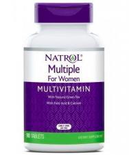 Natrol Multiple for Women 90 таб