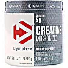 Dymatize Creatine Micronized 500 гр