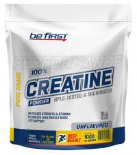 Be First Creatine Monohydrate powder 1000 гр