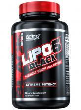 Nutrex Lipo-6 Black 120 кап