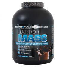IRONMAN Turbo Mass Gainer 5000 гр