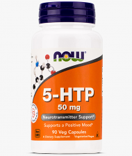 NOW 5-HTP 50 мг 45 кап