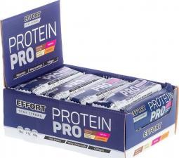Протеиновый батончик Effort Sport PRO 30% 60 гр