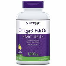 Natrol Omega-3 Fish Oil 1000 mg 150 кап