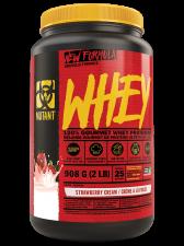 Mutant Whey 908 гр NEW Formula