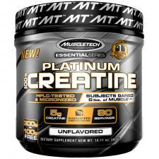 MuscleTech Platinum 100% Creatine 400 гр