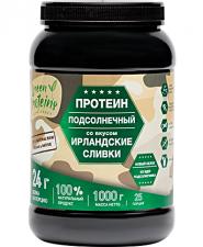 Green Proteins Подсолнечный Протеин 1000 гр