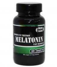 FrogTech Melatonin 3 мг 60 кап