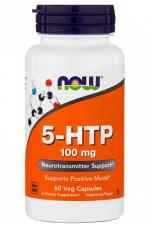 NOW 5-HTP 100 mg 60 кап