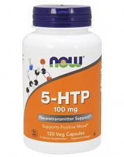 NOW 5-HTP 100 mg 120 кап