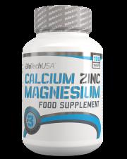 BioTech Calcium Zinc Magnesium 100 таб