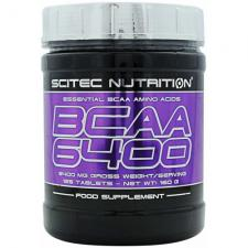 Scitec Nutrition BCAA 6400 125 таб