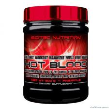 Scitec Nutrition Hot Blood 3.0 300 г