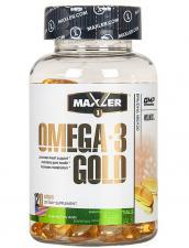 Maxler Omega-3 Gold USA 120 кап