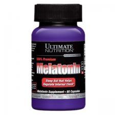 UN 100% Premium Melatonin (3mg) 60 кап