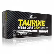 Olimp Taurine Mega Caps 1500mg 120 кап