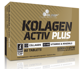 OLIMP Kolagen Active Plus 80 таб
