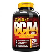 Mutant BCAA 200 кап