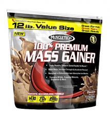 100% Premium Mass Gainer 5400 г