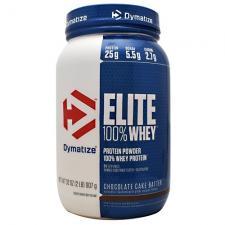 Dymatize Elite Whey Protein 908 гр