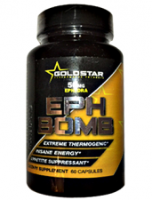 GOLD STAR EPH BOMB 60 кап