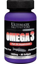 Ultimate Nutrition Omega 3 90 кап
