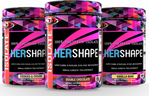 4DN Her Shape Protein Isolate 680 гр