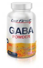 Be First GABA Powder 120 гр