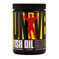 Universal Nutrition Fish Oil 100 кап